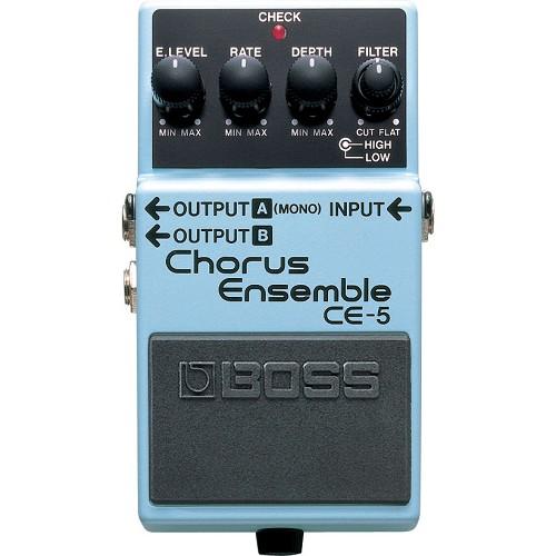 BOSS Guitar Effect Chorus Ensamble [CE-5] - Gitar Stompbox Effect